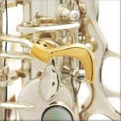 Oleg products Ergonomic Key Enhancers for Saxophones