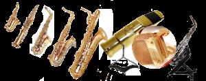 Oleg Professional Saxophone Promotion
