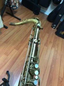 Original condition Mark VI Selmer Tenor for sale.